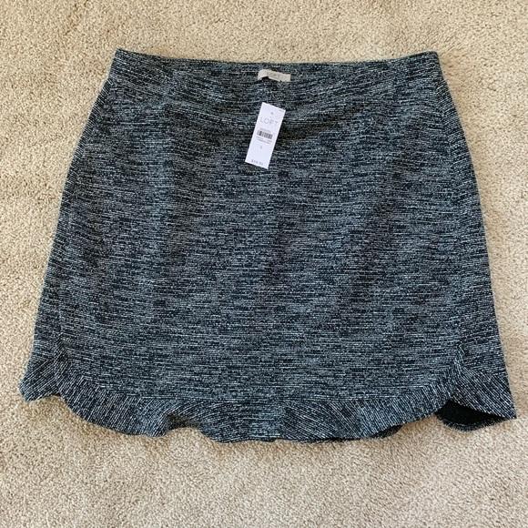 LOFT Dresses & Skirts - Loft tweed mini skirt